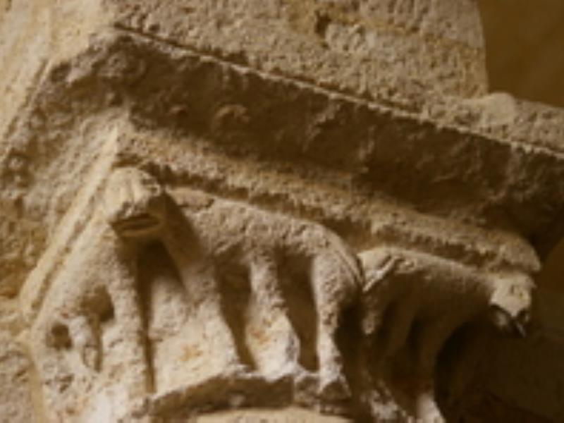 Eglise Saint-Chartier de Chef-Boutonne