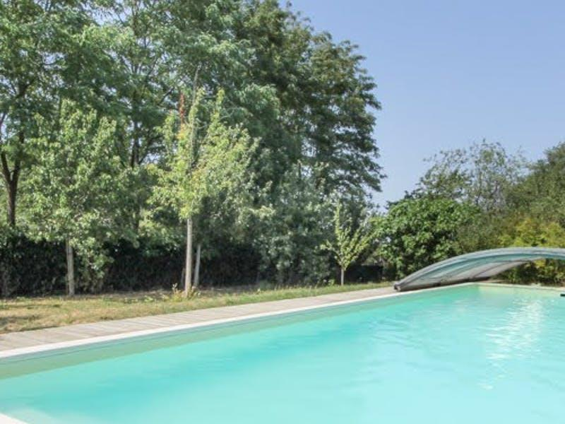 Piscine chaufee/Swimming pool